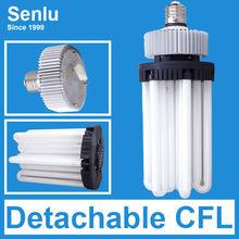100% rare earth triphosphor high power energy saving light bulb