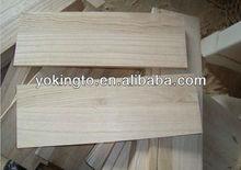 Paulownia solid wood panel paulownia wood lumber price