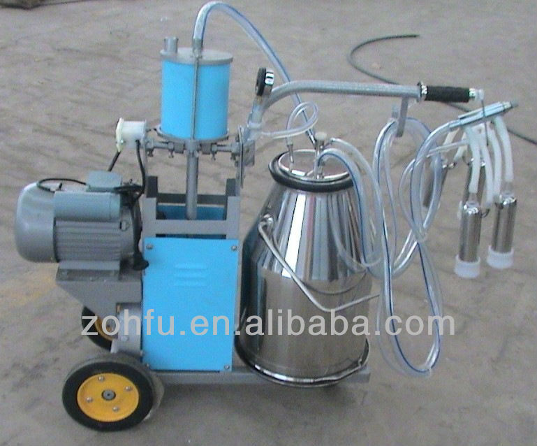 goat cow baffalo milking machine