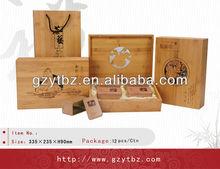 Top wood Display & Storage Case Box