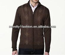 Fancy cardigan man sweater,men cotton cardigan sweater,design cardigan sweater