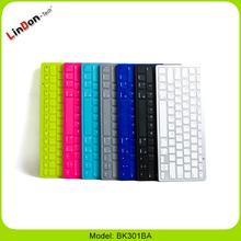Factory Price Universal Bluetooth Wireless Keyboard For iPad 2,3,4, Mini For iPhone/Mac/iMac