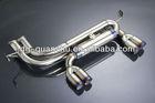 exhaust muffler pipe for M3 E46
