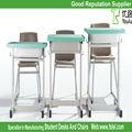 plástico moderno cadeira escolar para a escola