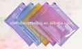 عالية الجودة شبه واضح أكياس البلاستيكية الشفافة سستة