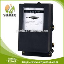 Three Phase Watt-hour meter Front Board Installation Analog Energy Meter Manufacturer KWH Meter Electric Meter Manufacturer
