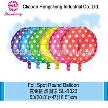Party decoration printing metalic balloon