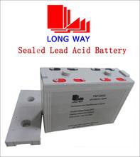 1000ah maintenance free storage lead acid battery 2volt battery supplier