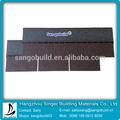 3-tab asphalte bardeaux de toiture