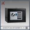 mini steel made digital hotel safe box