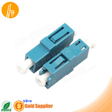Simplex LC/PC Fiber Optic Adapter