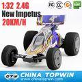 1:32 2.4G high speed mini racing car