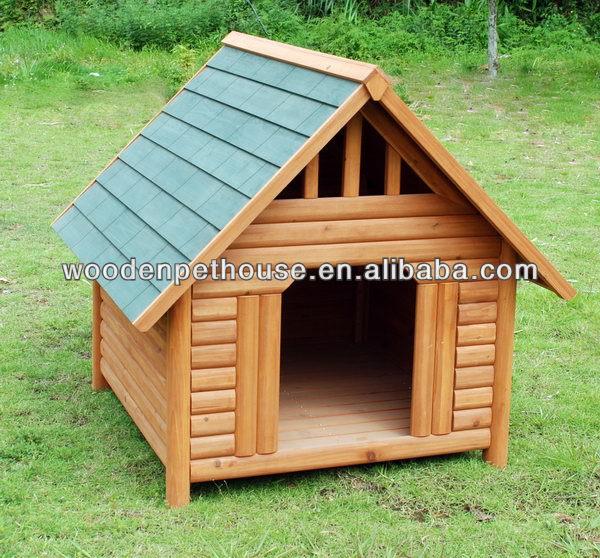 Wood Dog Houses, Wooden Dog Kennel