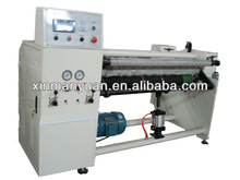 Single shaft automatic glue tape roller machine,tape logger,machine for rewinding tapes