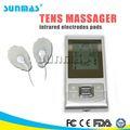 Sunmas SM9035 nova equipamentos de fisioterapia esteira de massagem elétrica