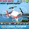 New product 2.4G 6 axis gyro and protection cover rc mini quadcopter