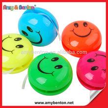 2015 plastic 3.8cm Cheap Yoyo promotional samll toys
