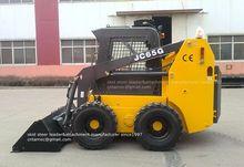 65hp steer loader JC65 China bobocat