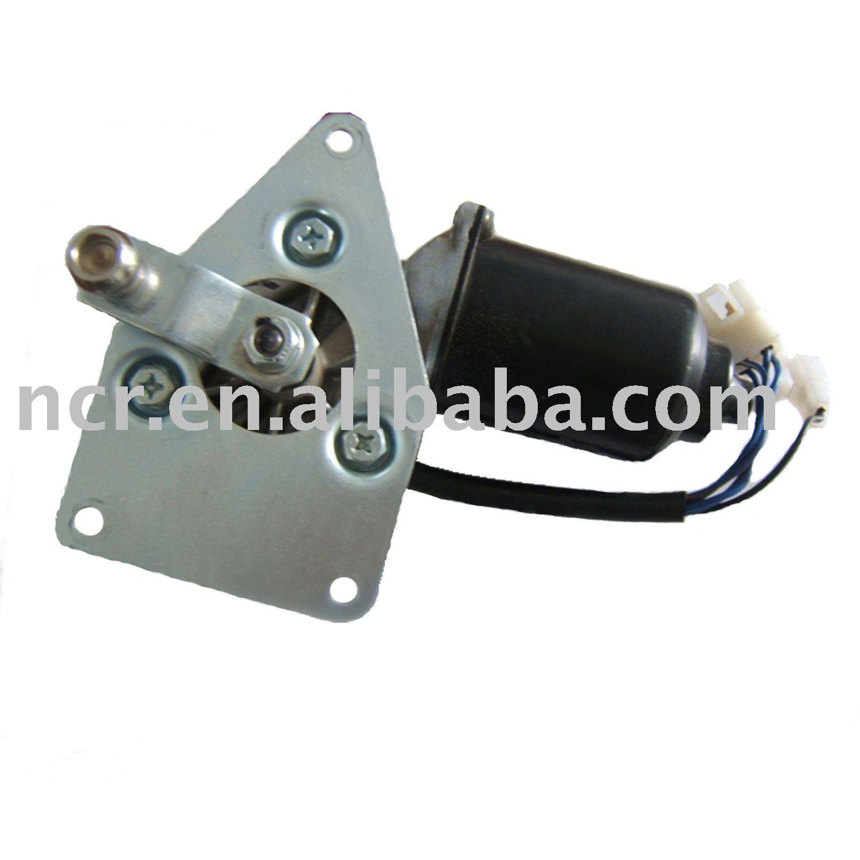 Waterproof 12V 50W Car wiper motor with bracket (NCR-1250)