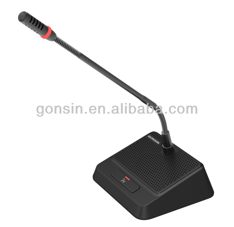 Conference System with Built-in Loudspeaker (GONSIN TL-V3200)