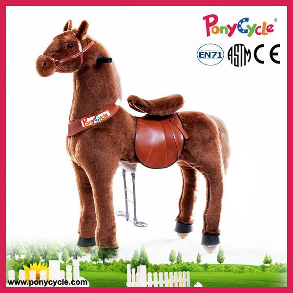 Pferd Plüsch Reiten Kinder Reiten Pferd Von