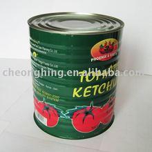 Tomato juice tin