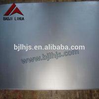 ASTM B265 titanium plate Grade 1 for sale