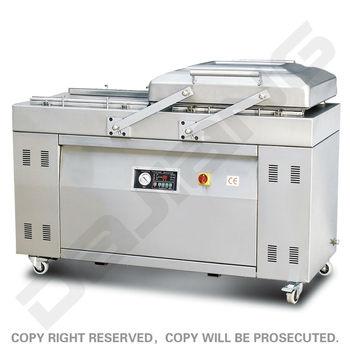 Double Chamber Vacuum Packaging Machine DZ-500-2SB