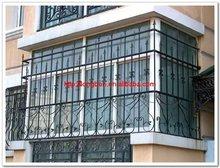 2012 Newest galvanized window fence security steel