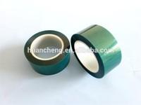 Green PET Masking Tape