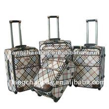 2012 NEW PU leather luggage bag