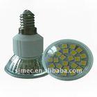 CE ROHS Low Decay 3W E27 or E14 LED SMD