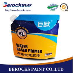 waterproof interior wall primer paint 5L
