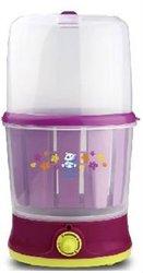 HL-0809 baby plastic bottle warmer and sterilizer