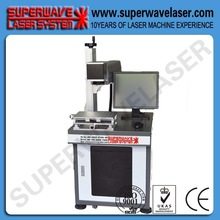 High quality laser marking machine for metal 2012 type