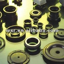 Non-standard rubber seals