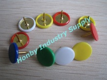 Plastic Mixed Color Drawing Pin (H0531B)