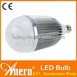 High Brightness 7W/9W/12W led bulb zhongtian