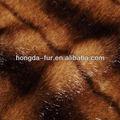 de alta calidad falso pieles de visón de piel sintética