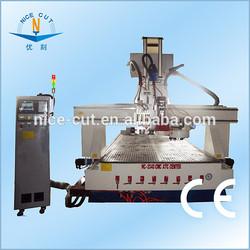 NC-C1325 Woodworking Machine with ATC CNC CENTER
