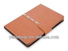 for iPad mini case / smart leather cover case for iPad mini