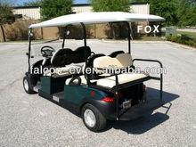 solar golf cart/ with folding seat