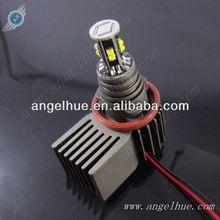 2013 new car led light H8W10 angel eye e46 e39 led ring angel eyes