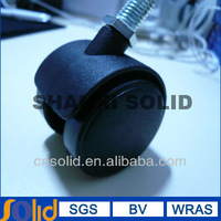 30/40/50mm Screw Chair Casters