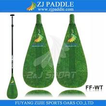 2015 ZJ New Graphic Fiberglass Stand Up Paddle