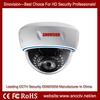 """1/3"""" SONY EEFIO-E CCD 700TVL 4-9mm Vari-focal Lens China Manufacturer IR dome Analog Camera"""