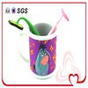 promotion custom plastic mug cup