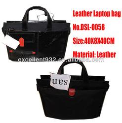 No.DSL-0058 Leather Laptop bag