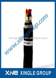 PVC Insulated Cable Cu(or Al)/PVC/STA/PE(or PVC) low voltage cable LV cable
