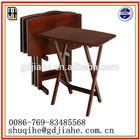 2014 German oak antique dining table furniture ,antique wood dining room sets